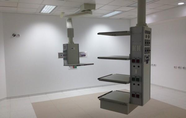 משרד הבריאות  חדרי ניתוח ממוגנים – זיו צפת